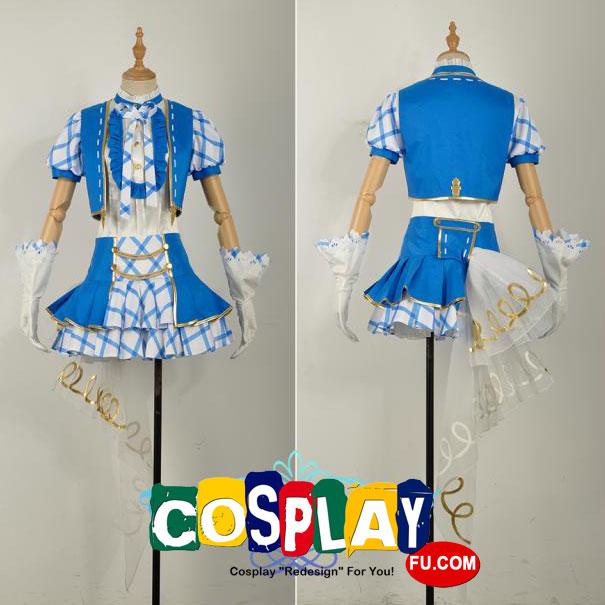 Djeeta Cosplay Costume (Rimble's World) from Granblue Fantasy