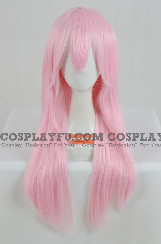 Super Sonico Wig (2nd) from Nitro Super Sonic