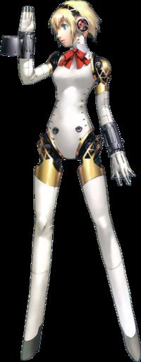 Aigis Cosplay Costume from Shin Megami Tensei: Persona 3