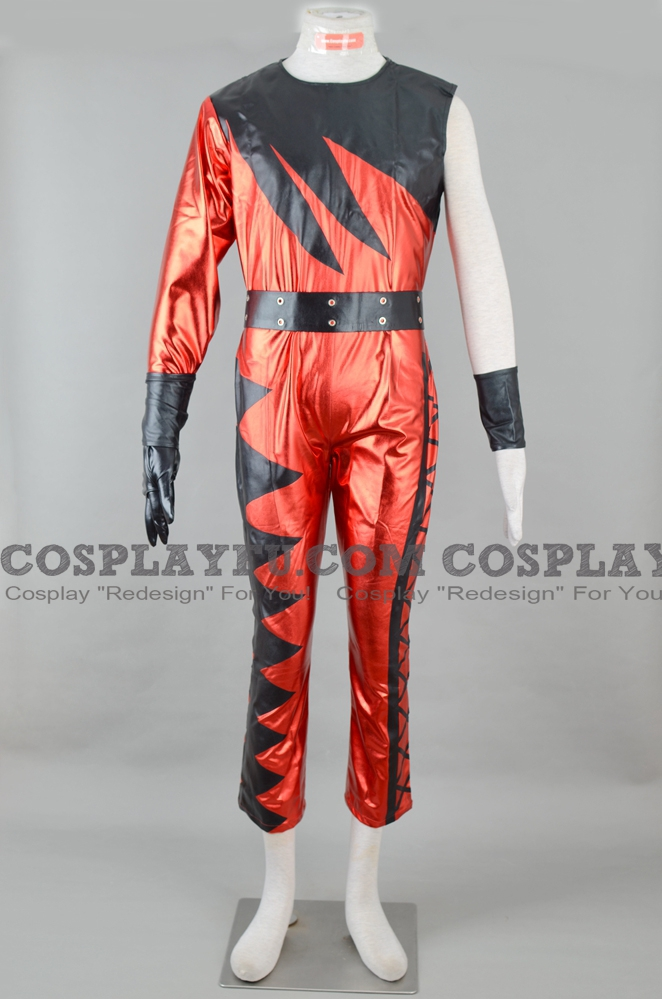 Kane Cosplay Costume from WWE