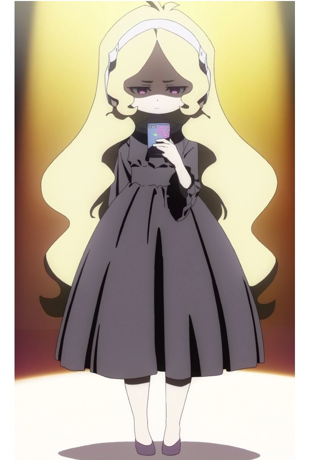 Annabel Cosplay Costume from Little Witch Academia