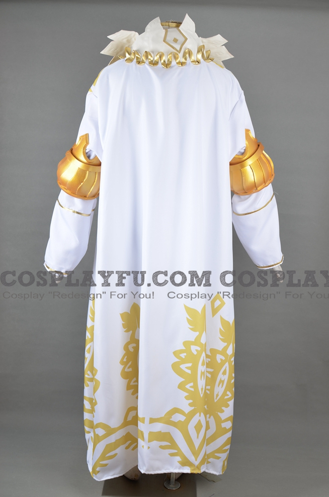 Custom made in Any size Zeref from Fairy Tail Anime Cosplay Costume