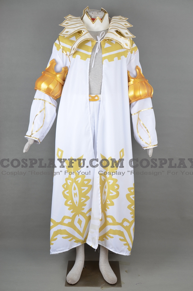 Zeref Cosplay Costume (God Form) from Fairy Tail