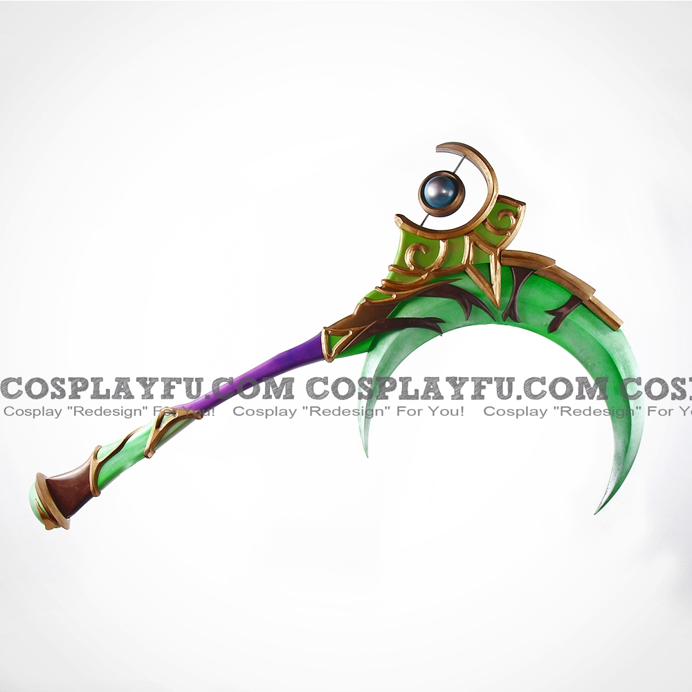 Scythe of Elune from World of Warcraft