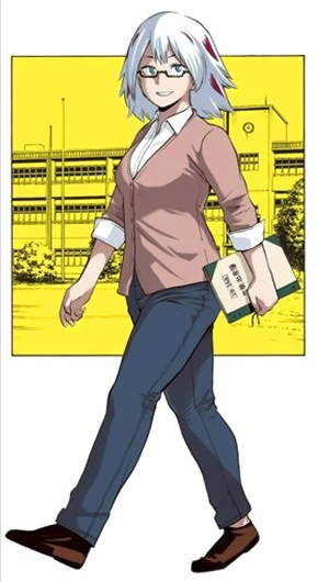 Fuyumi Cosplay Costume from My Hero Academia