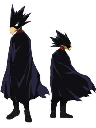 Fumikage Cosplay Costume from My Hero Academia