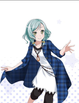 Sayo Cosplay Costume (2nd) from BanG Dream!