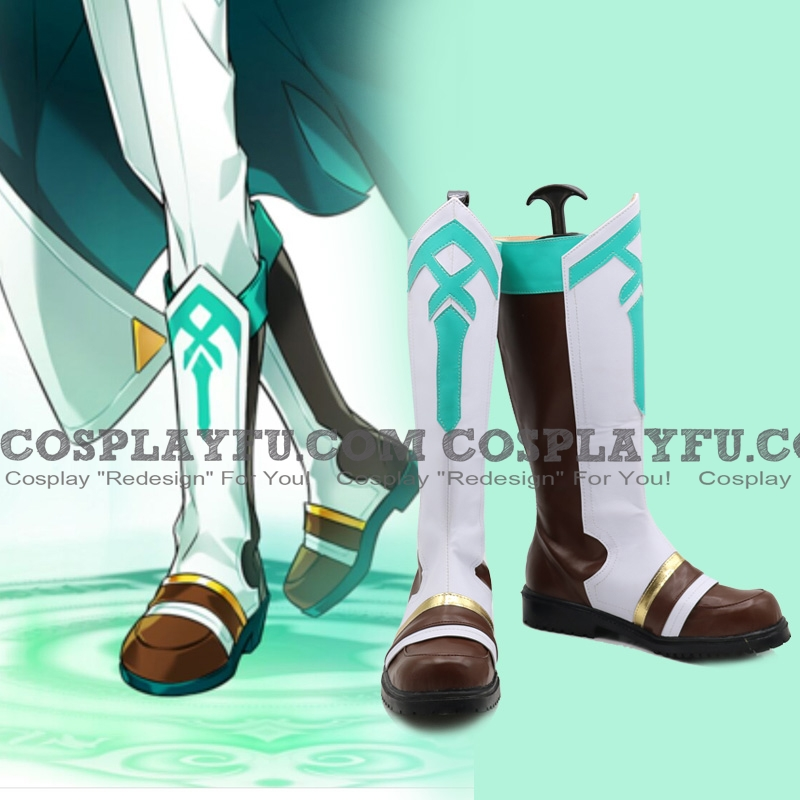 Ain Shoes (Lofty Angel) from Elsword