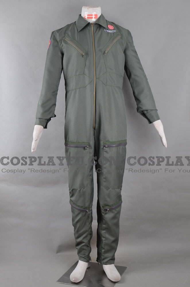 Ellen Cosplay Costume from Alien