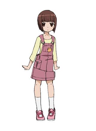 Tamayura Komachi Shinoda Disfraz