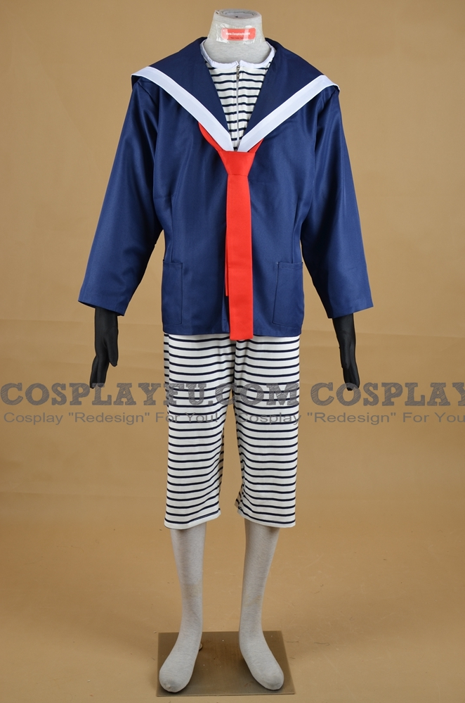 Romana Cosplay Costume from Doctor Who