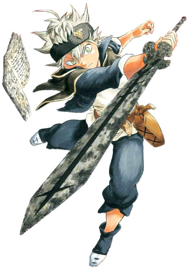 Asta Cloak from Black Clover