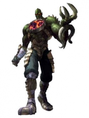 Necrid Cosplay Costume from Soulcalibur II
