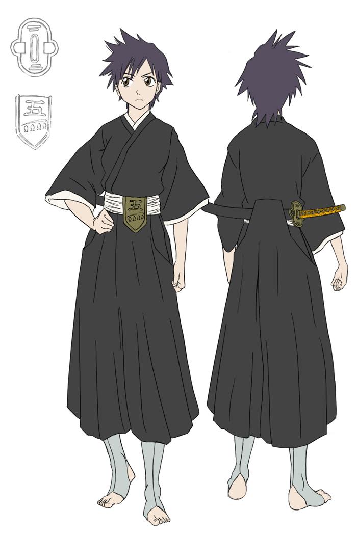 Tatsuki Cosplay Costume from Bleach