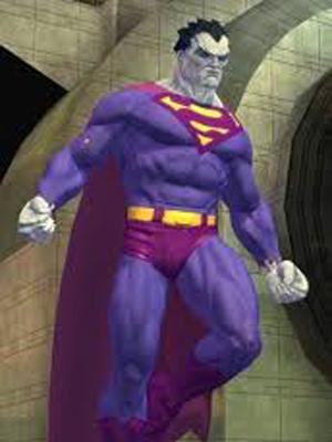 Bizarro Cosplay Costume from Superman