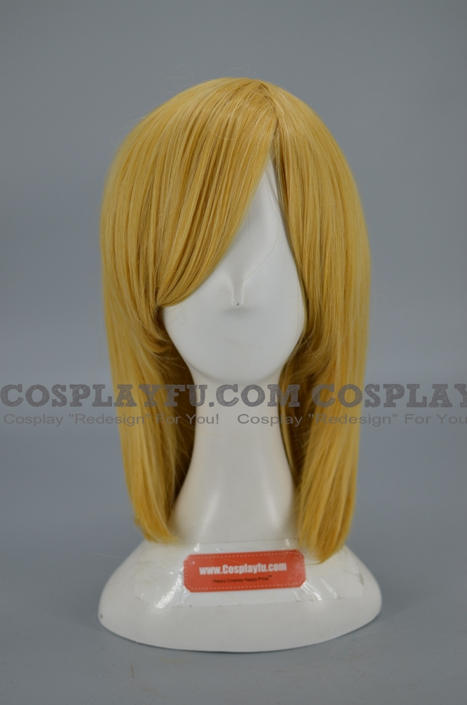 Leia Rolando wig from Tales of Xillia