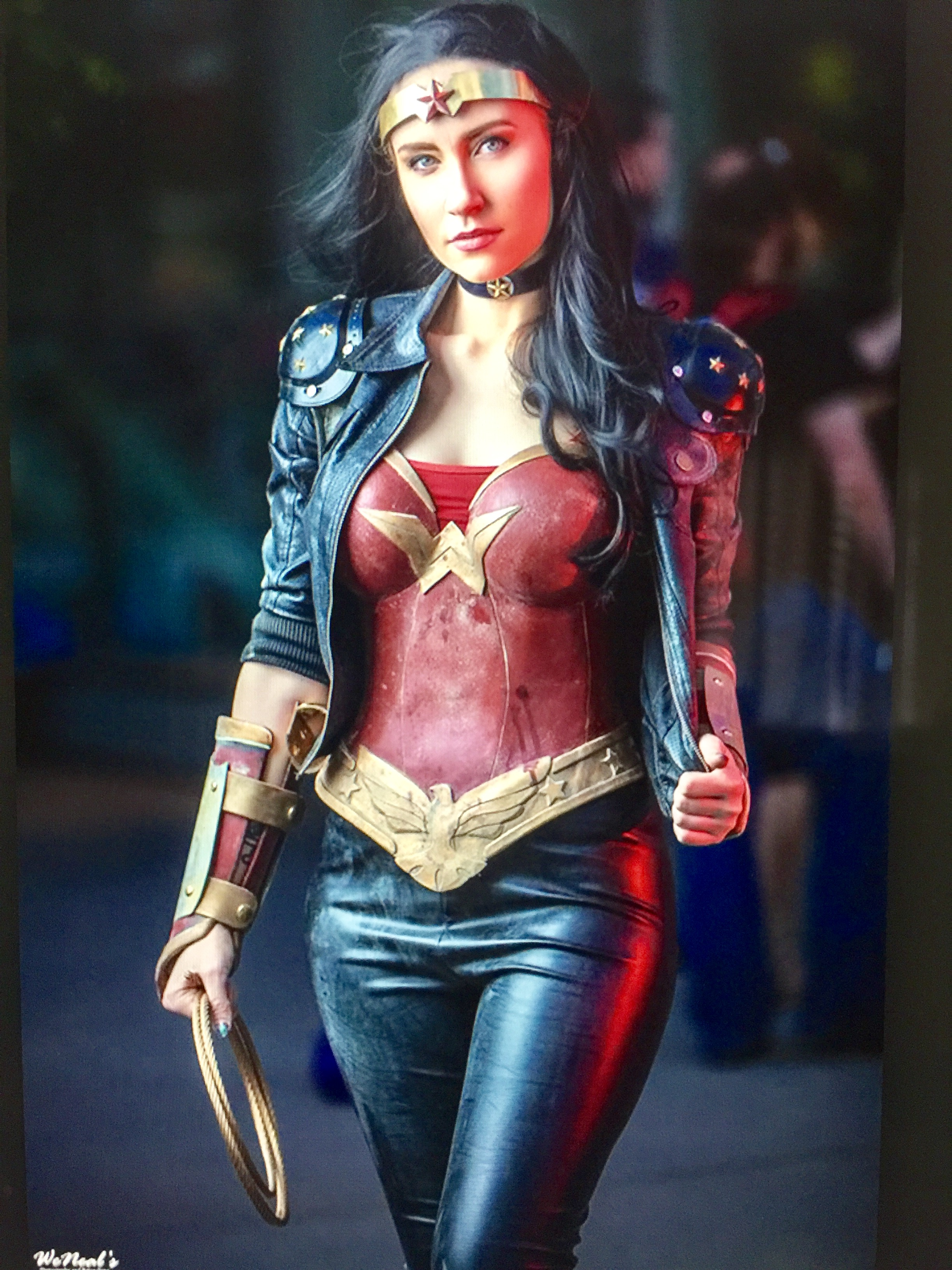 Diana Cosplay Costume (2nd) from Wonder Woman