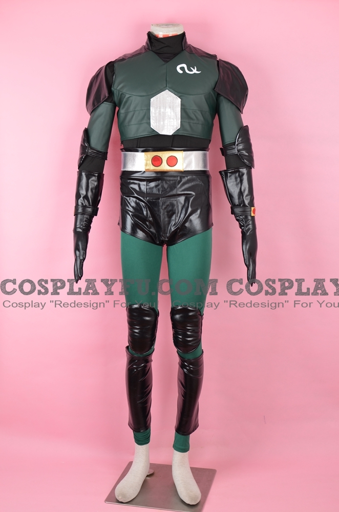 Kamen Rider Black RX Cosplay Costume from Kamen Rider Black RX