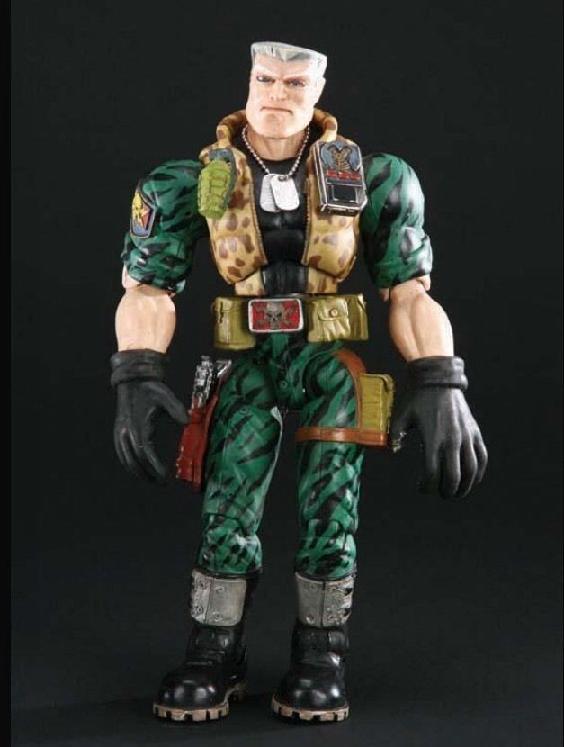 Major Cosplay Costume from Small Soldiers