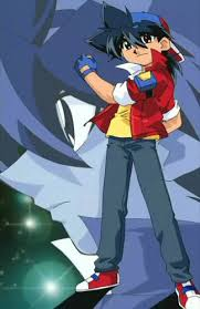 Tyson Cosplay Costume from Beyblade