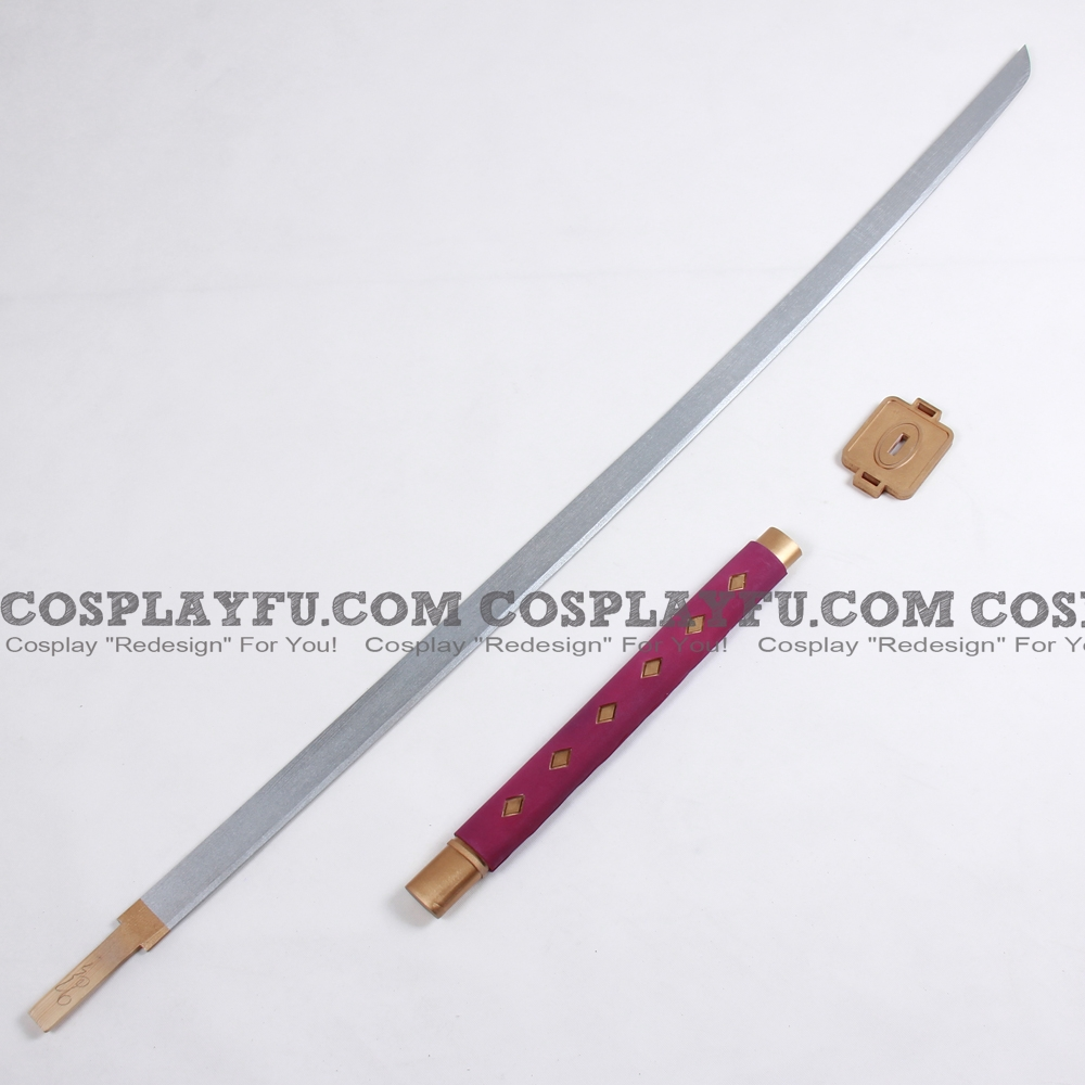 Sephiroth Sword From Final Fantasy Vii Cosplayfu Com