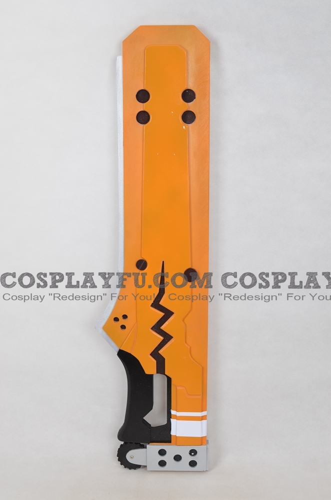 Sol Sword from Guilty Gear