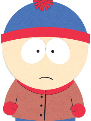 Stan Cosplay Costume from South Park