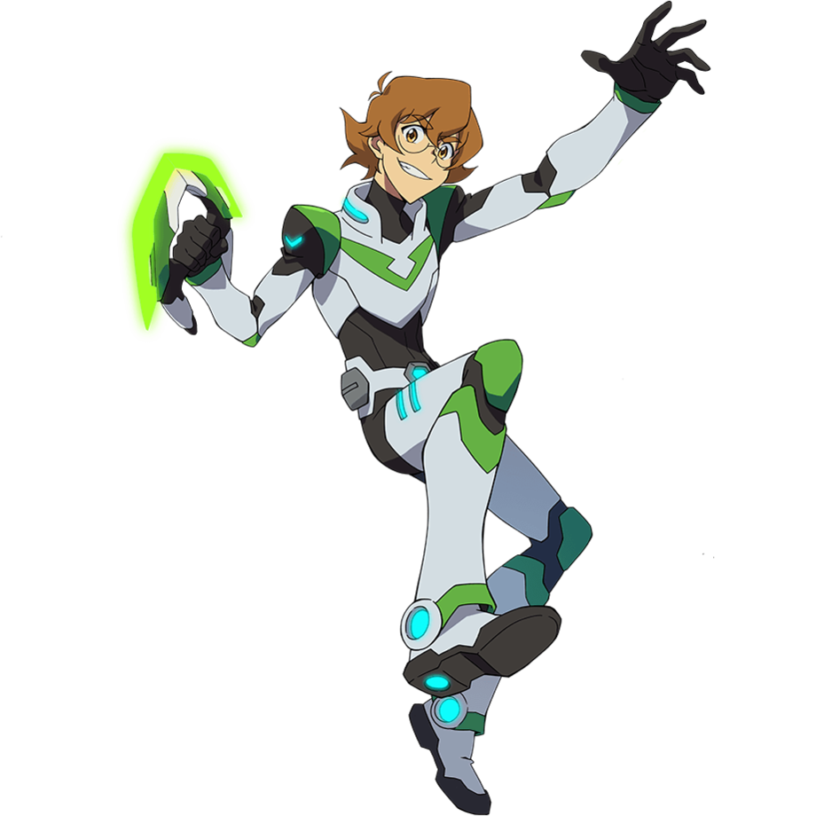 Darrell Cosplay Costume from Voltron: Legendary Defender