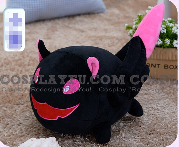 Star Guardian Jinx Kuro Plush from League of Legends