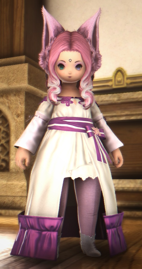 Lalafell Cosplay Costume from Final Fantasy XIV