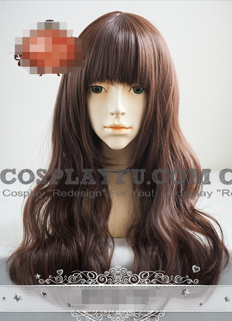 Cardia Wig from Code: Realize