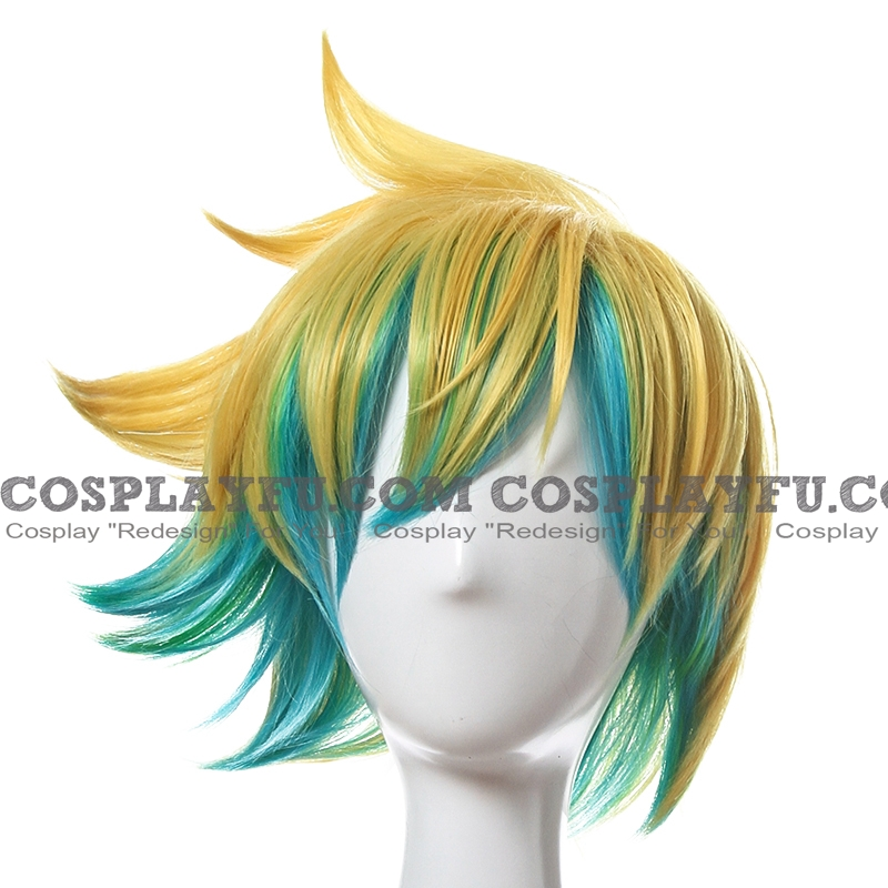 Star Guardian Ezreal Wig from League of Legends