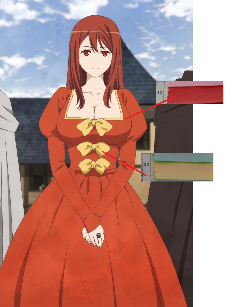Demon Cosplay Costume from Maoyu