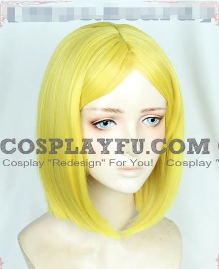 Yellow Diamond Wig from Houseki no Kuni
