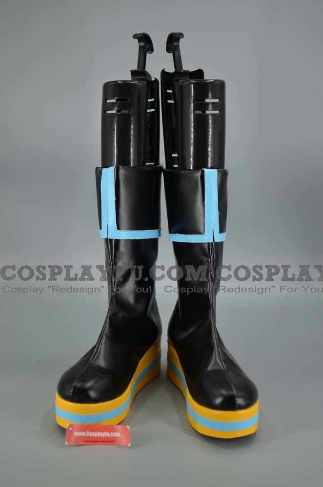 Miku Shoes (B113) from Project DIVA