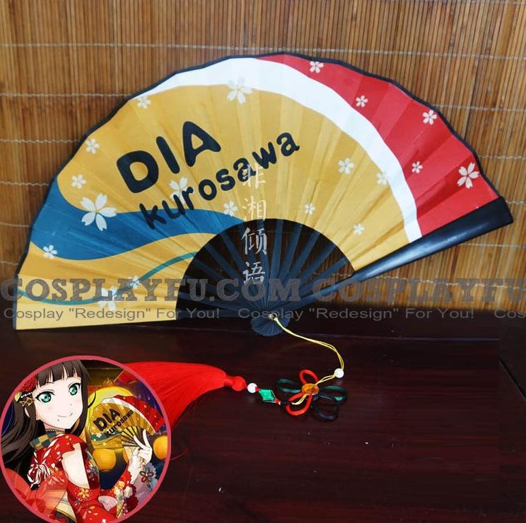 Dia Fan (Yukata Idolized) from Love Live! Sunshine!!