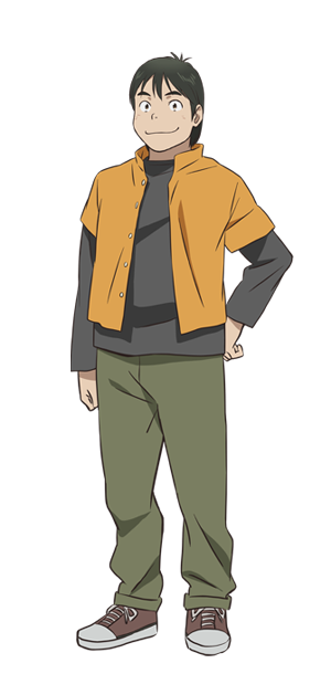 Wang Cosplay form RoboMasters the Animated Series