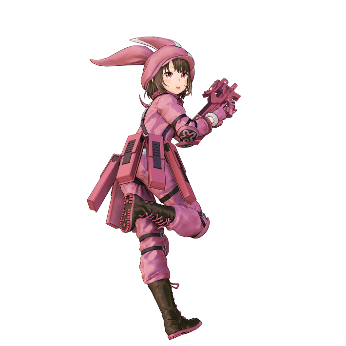 Karen Cosplay Costume from Sword Art Online: Alternative Gun Gale Online