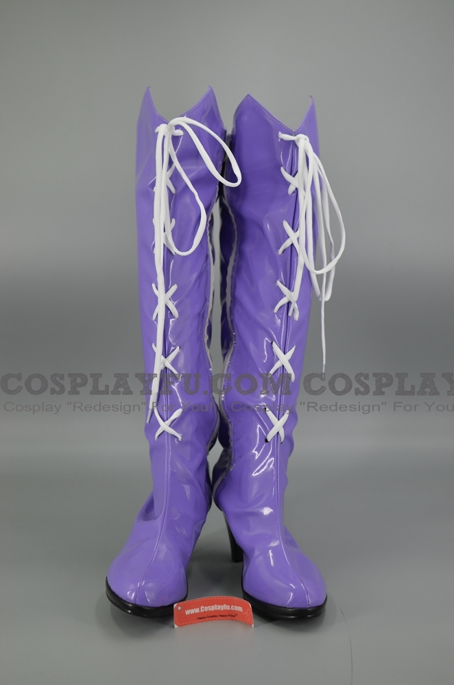 Sailor Saturn Shoes (C014) from Sailor Moon