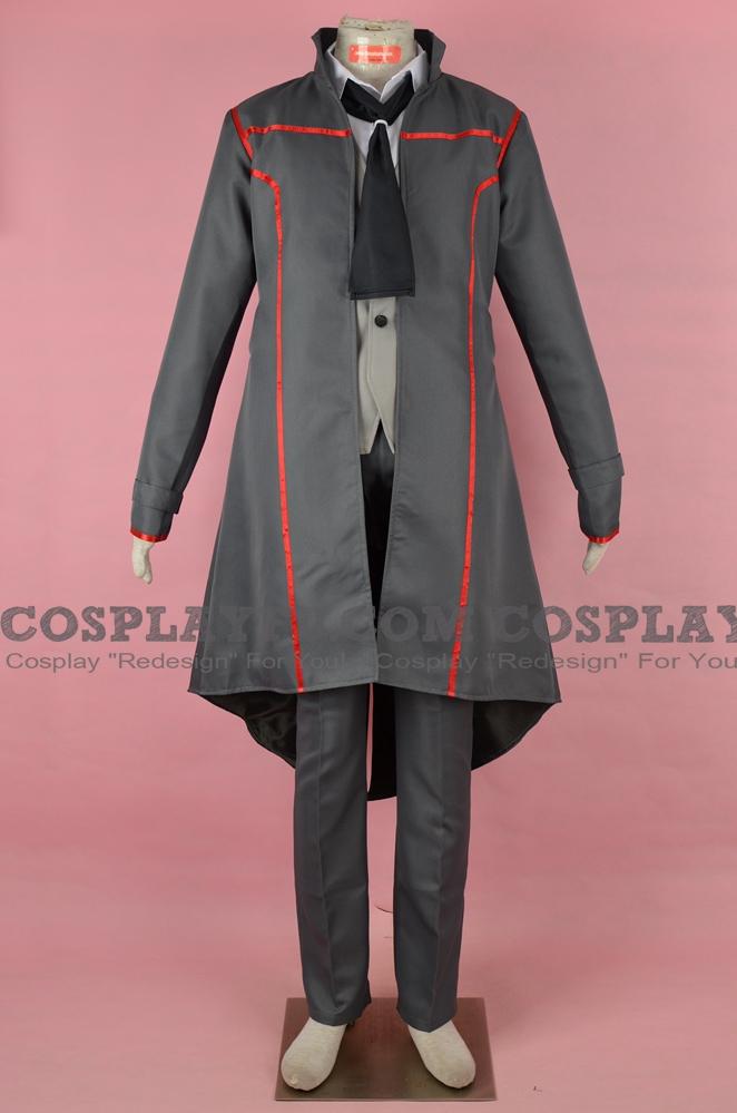 Arifureta Shokugyou de Sekai Saikyou Hajime Nagumo Costume