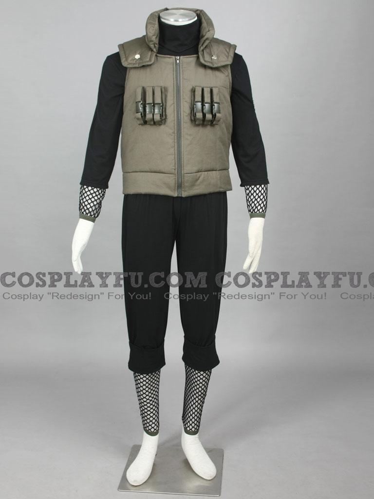 Nara Cosplay Costume (CV-001) from Naruto