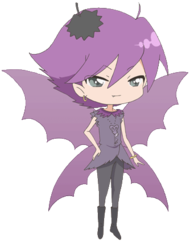 Azami Cosplay Costume from Rilu Rilu Fairilu