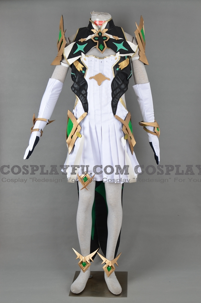 Custom Jin Cosplay Costume from Xenoblade Chronicles 2 ...