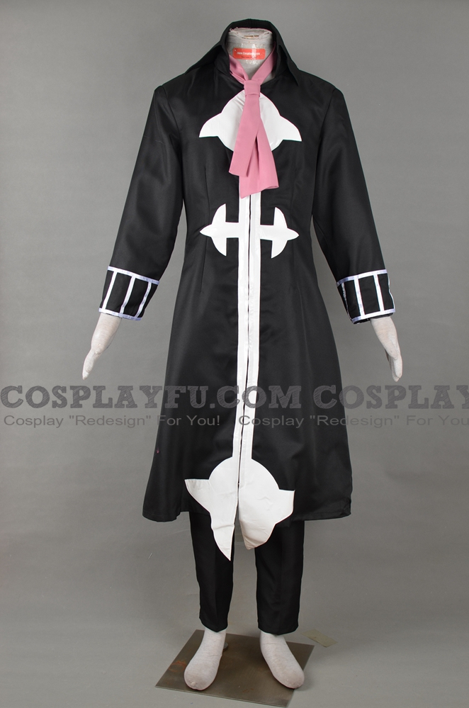 Charles-Henri Cosplay Costume from Fate Grand Order