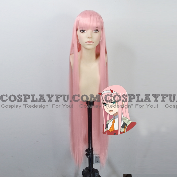 Zero Two Wig (Strelizia) from Darling in the Franxx