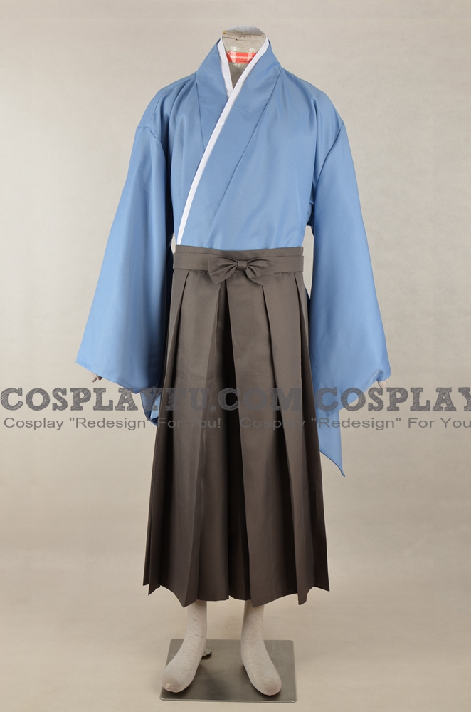 Ginji Cosplay Costume from Kakuriyo no Yadomeshi