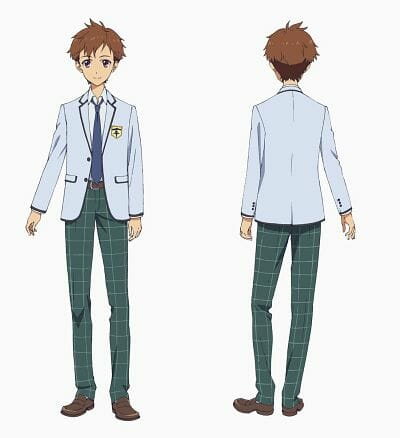 Arato Cosplay Costume from Beatless