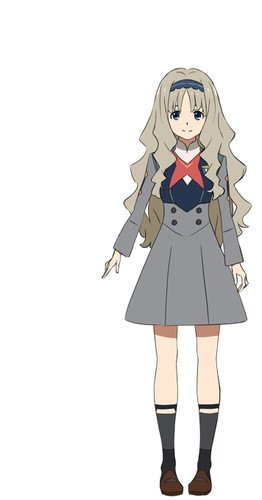 Kokoro Cosplay Costume (Genista) from Darling in the Franxx