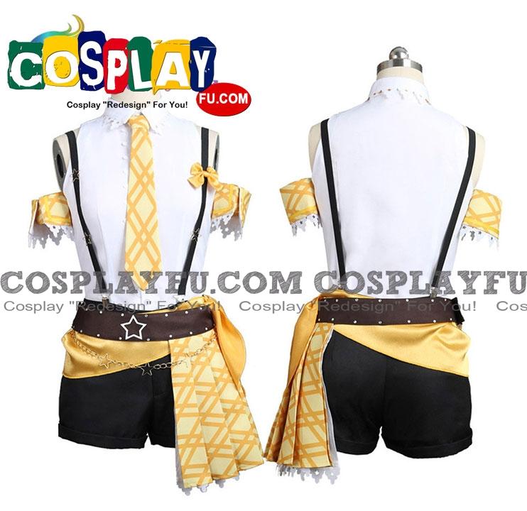 Saya Cosplay Costume (Poppin'Part) from BanG Dream!