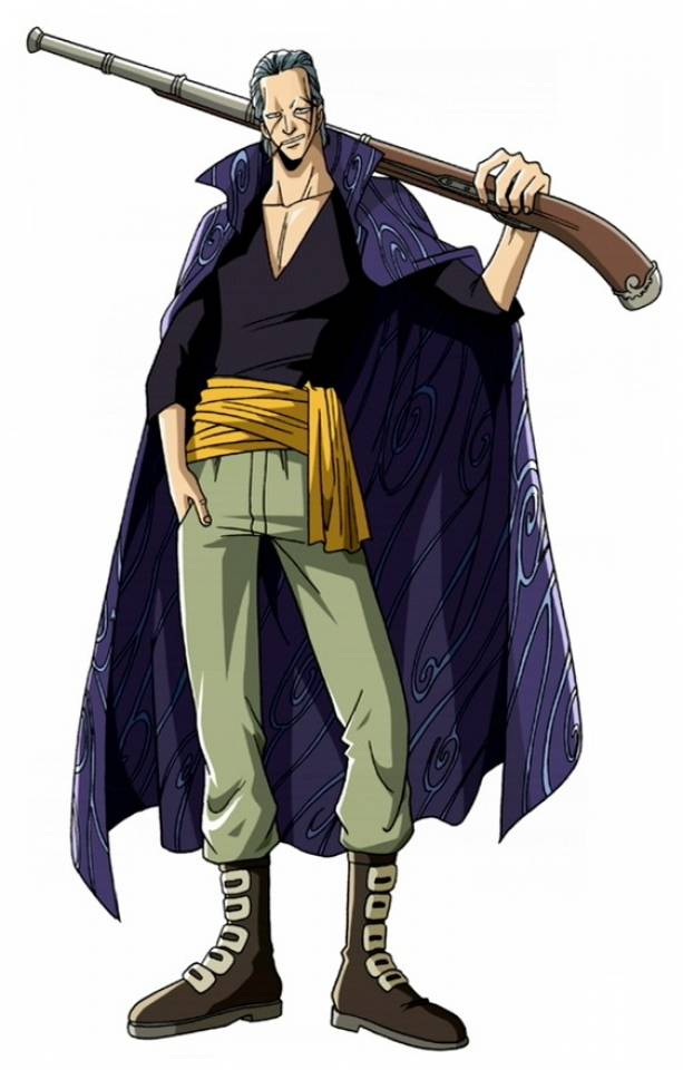 Benn Cosplay Costume from One Piece